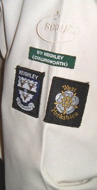 11th Keighley (Cullingworth) Scout Group Uniform